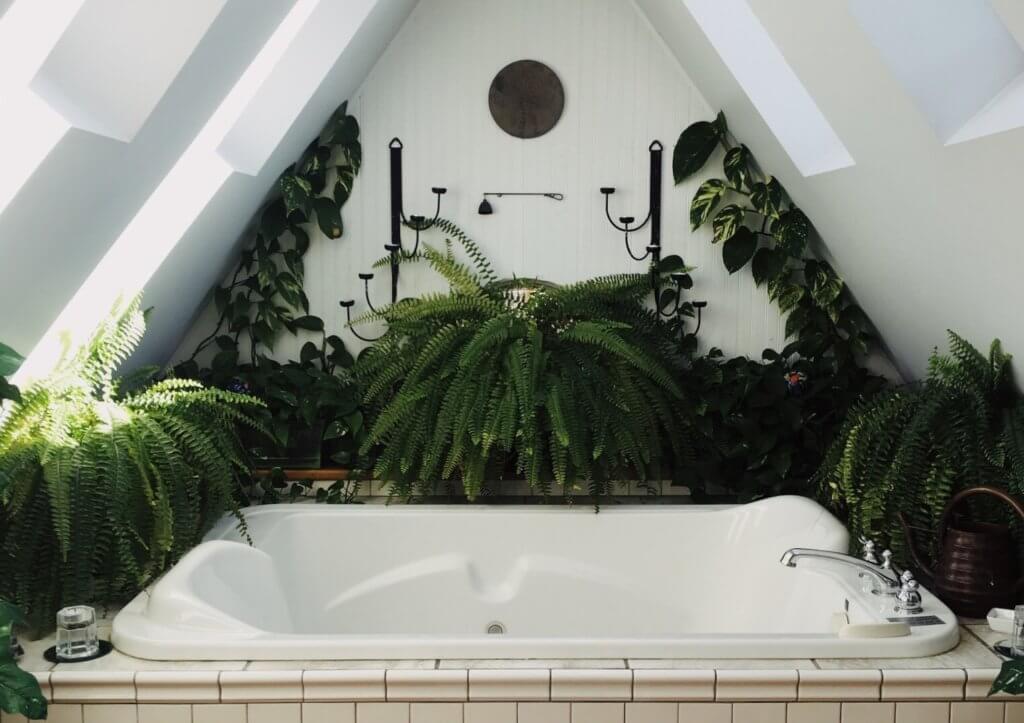 Improve Your Bathroom with a Skylight