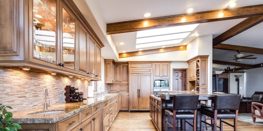 Improve Your Kitchen with a Skylight