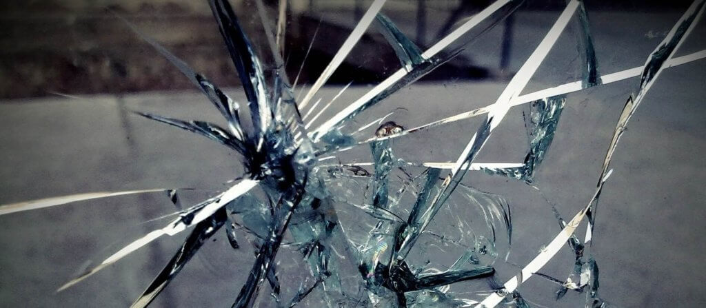PROTECT AGAINST GLASS BREAKAGE