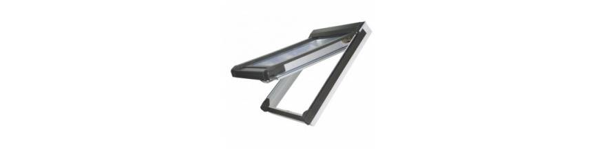 FAKRO Type G Flat Roof DOUBLE GLAZED with P2 Anti Burglary Glass