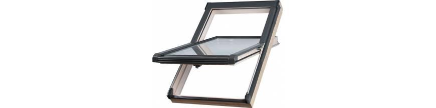 Fakro DXG P2 Non Opening flat roof window