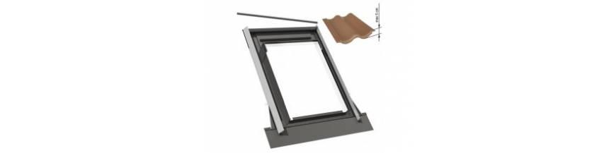 Fakro DEG P2 Electrically Opening flat roof window