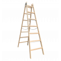 Wooden Double Sided Ladders