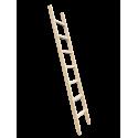 Wooden Single Ladder
